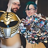 Power Rangers Wedding