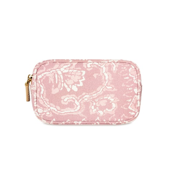 A recent graduate moving to a new city and career will have a lot of opportunities to mingle. This Aerin Essential Makeup Bag ($48) is small enough to fit inside a handbag for quick happy-hour beauty transitions.
