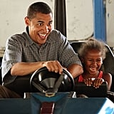 "When Obama won the Nobel Peace Prize in 2009, he shared his daughters' reactions: ""After I received the news, Malia walked in and said, 'Daddy, you won the Nobel Peace Prize, and it is Bo's birthday!' And then Sasha added, 'Plus, we have a three-day weekend coming up.' So it's good to have kids to keep things in perspective."""