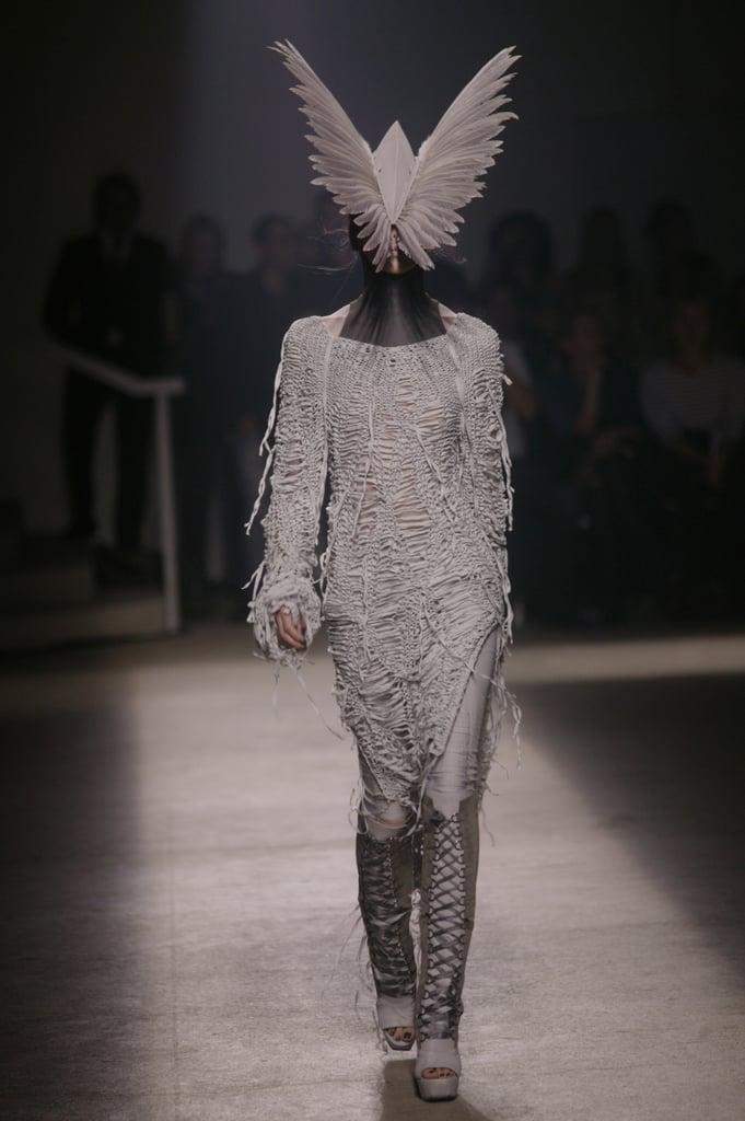Paris Fashion Week: Gareth Pugh Spring 2010