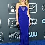 Kristen Bell at the 2019 Critics' Choice Awards