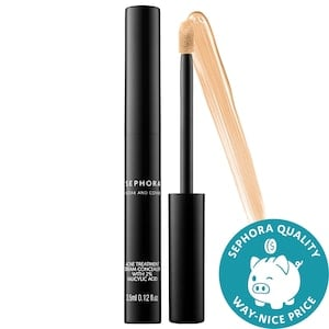 Sephora Collection Clear and Cover Acne Treatment Cream Concealer With 2%