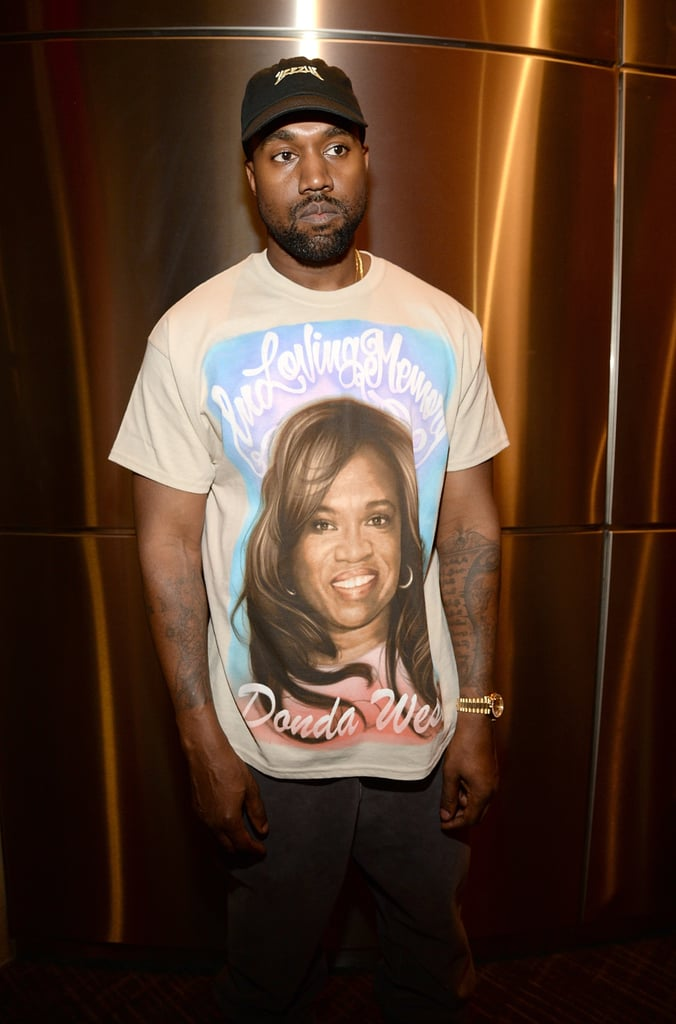 Kanye West Pays Homage to His and Kim's Late Parents, Donda and Robert