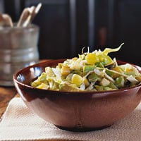 Apple Cowboy Slaw