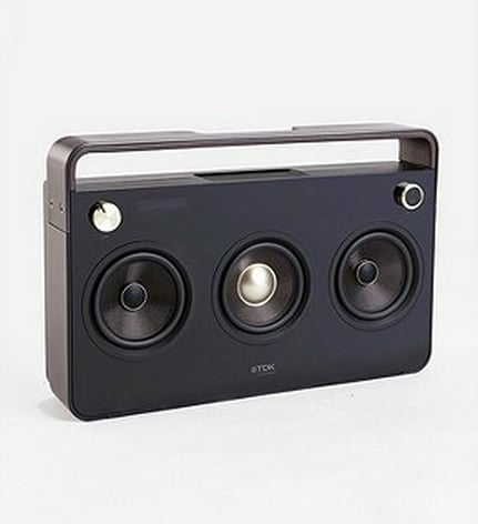 Urban Outfitters TDK 3-Speaker Boombox ($499)