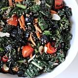 Am Nachmittag: Esst Quinoa