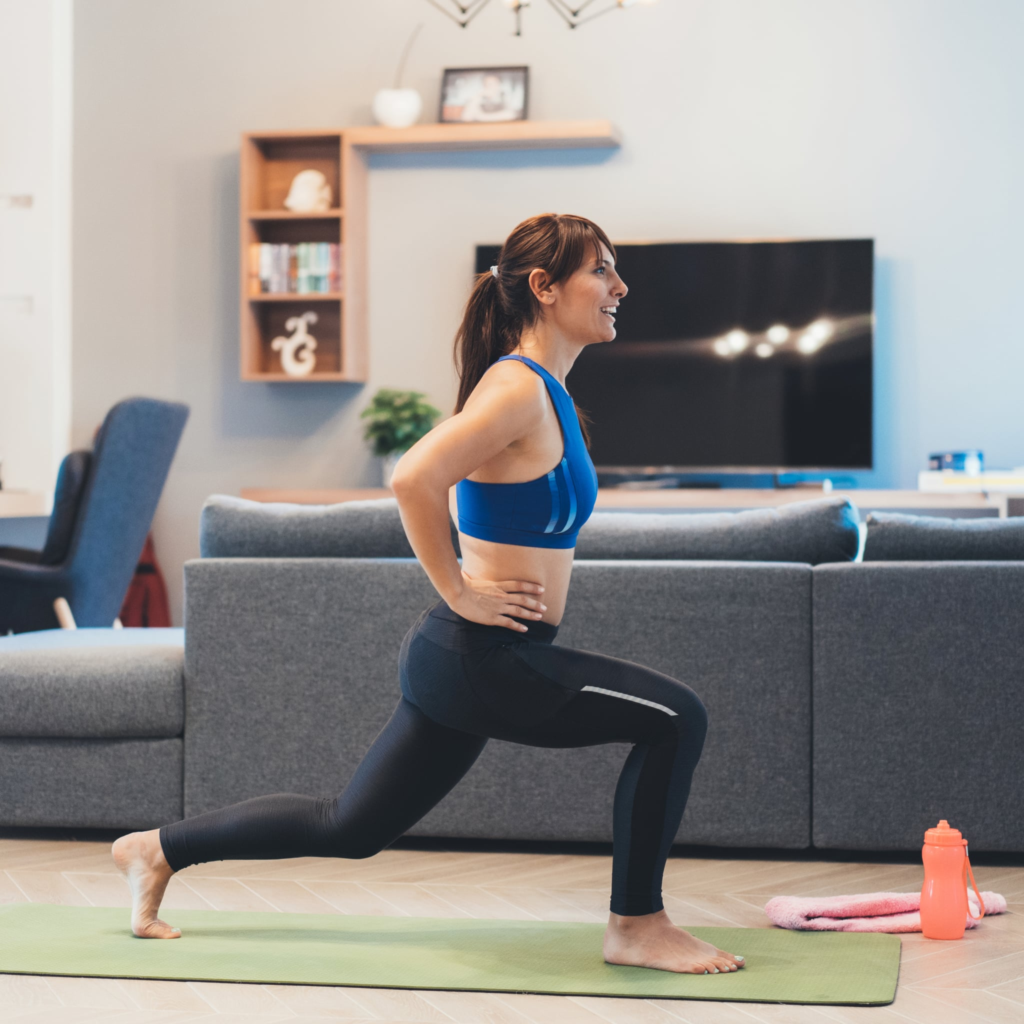 Best Yoga Sequences For Your Butt Popsugar Fitness