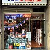 Discover Barcelona's original American supermarket.