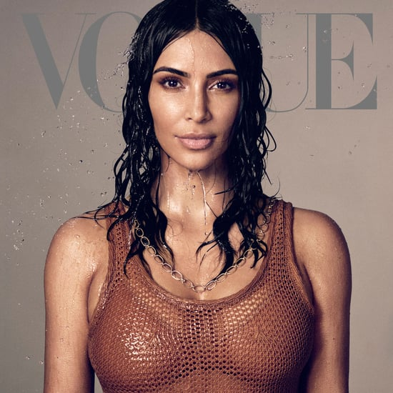 Kim Kardashian Vogue May 2019 Cover