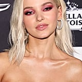 Dove Cameron With a Platinum Lob