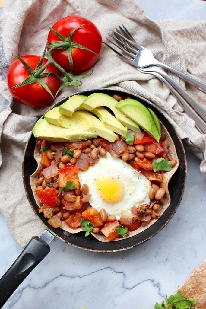 25 Healthy Breakfast Recipes For Avocado-Lovers