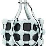 Alexander Wang Roxy Denim Cage Mini Bucket Bag