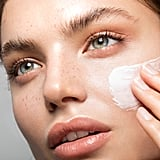 "If you suspect you over-exfoliate your face, the first thing you should do is stop and give your skin some time to heal. ""If you have over-exfoliated to the point of irritation, you should stop using all skin-care products that could potentially exacerbate the problem,"" said Dr. Ross. ""This includes anti-aging products and sunscreens."" To help calm your skin while it heals, she recommended using products with soothing ingredients that keep the skin hydrated. Continue to follow a revised, gentler skin-care routine until all irritation and redness goes away before you try to exfoliate again or switch back to your regular regimen.  When you are ready to start exfoliating again, know the proper technique that will give you the results you want, without disrupting your skin barrier. ""The best way to exfoliate is to combine a chemical exfoliator with a mild physical exfoliator,"" Dr. Ross said. ""Very small granules combined with mild acids applied gently one-to-two times per week will be effective at improving skin tone and texture, without being too aggressive."" Her pick: Monat's Berry Refined Scrub ($58) which combines natural fruit acids (AHAs) with granulated sugar extracts and fine cranberry and bay berry seeds to polish the skin. ""And remember to always hydrate your skin after exfoliation,"" she said. ""This is a perfect time for your skin to 'drink up' moisturizers."""