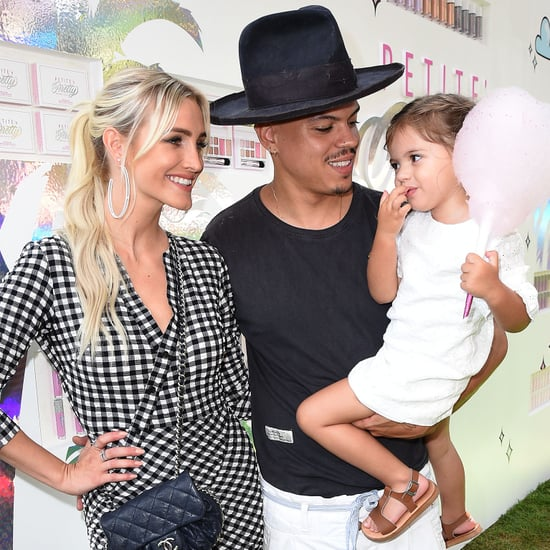 Ashlee Simpson and Her Family at LA Event July 2018