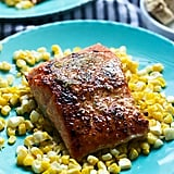 Gluten-Free: Seared Salmon With Chipotle-Lime Butter