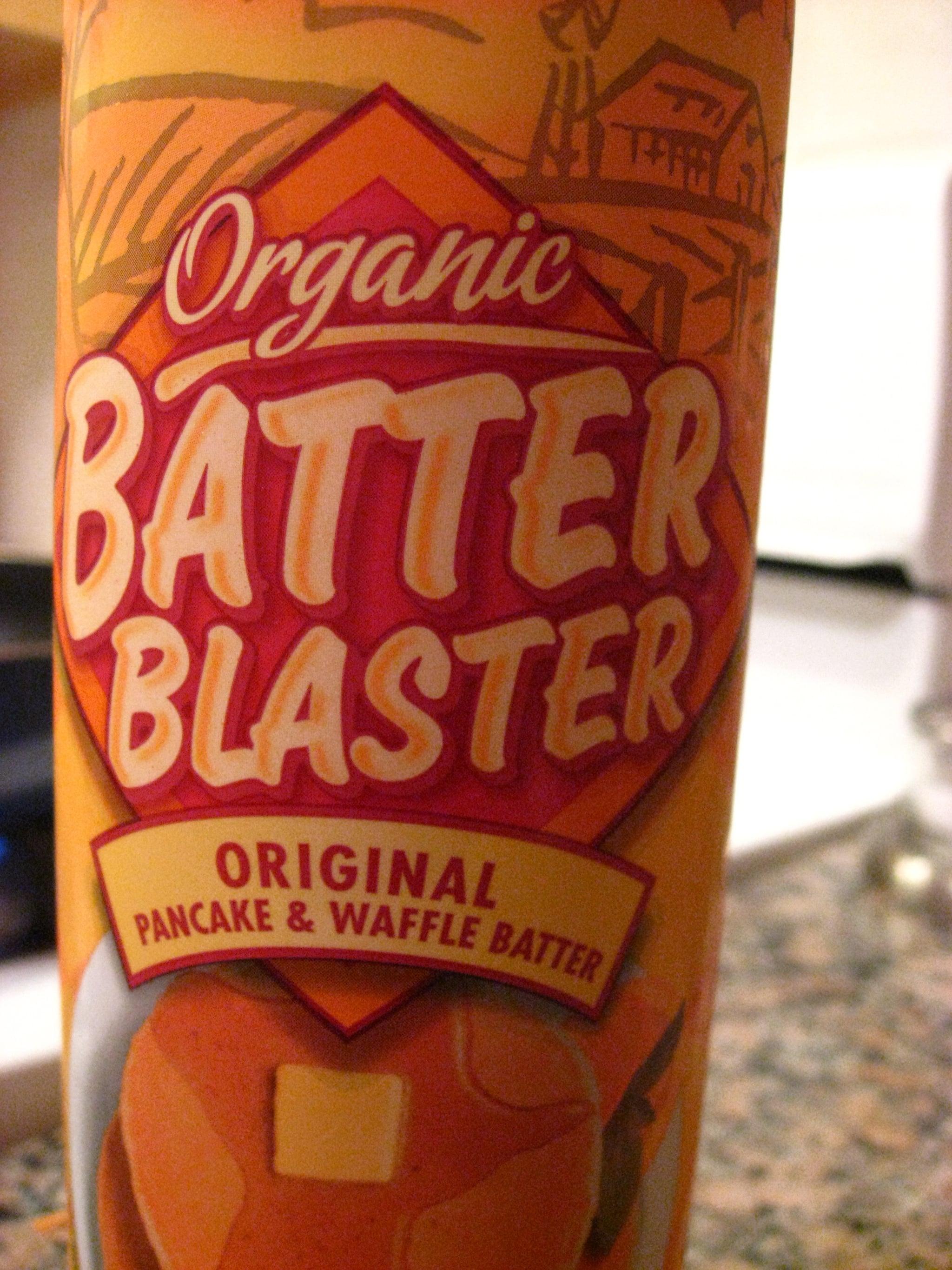 Batter Blaster Blasts Away My Expectations