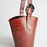& Other Stories Croc Tortoise Bucket Bags