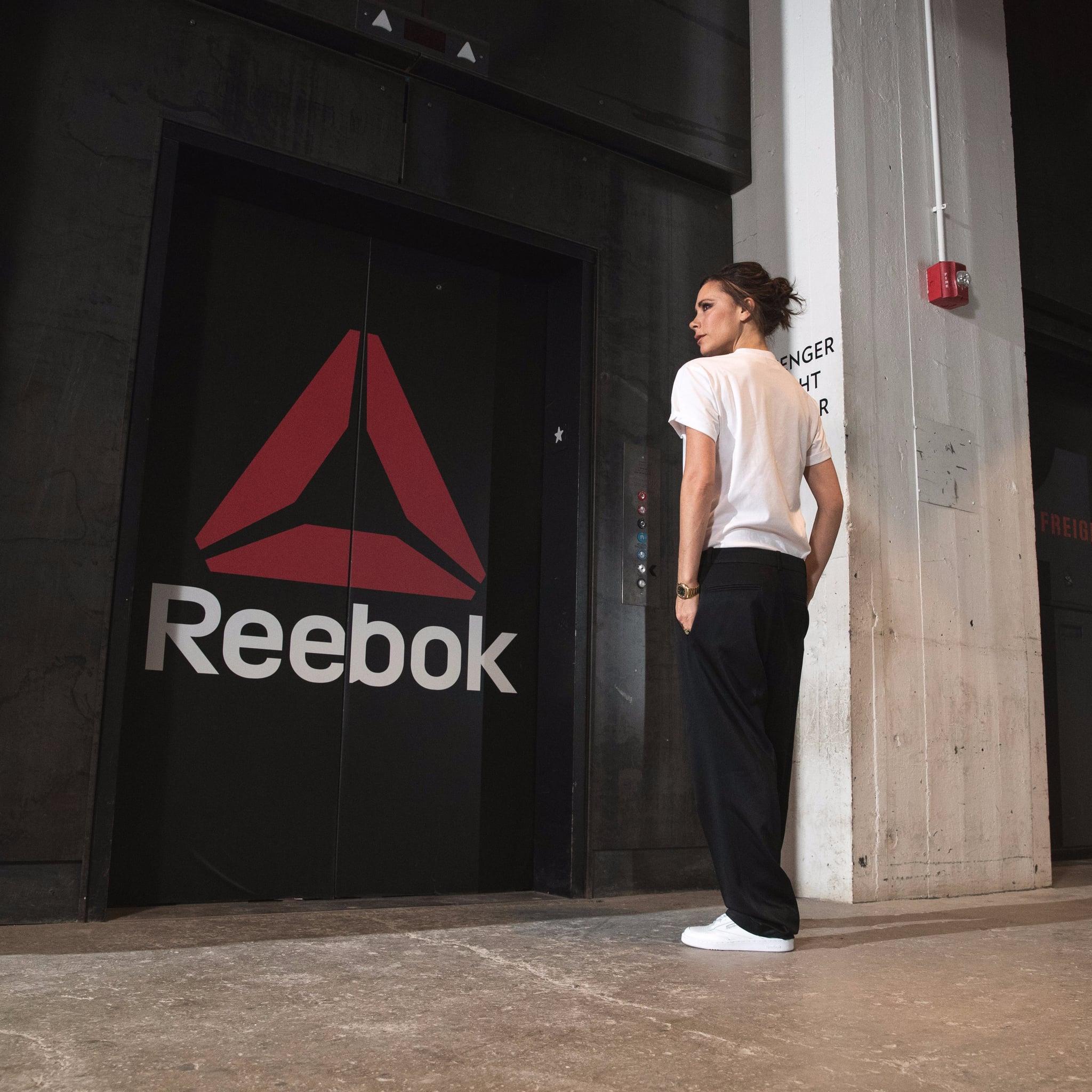 937bac07ca Victoria Beckham Reebok Collaboration | POPSUGAR Fashion