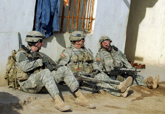 War Slang: New Words From US Soldiers