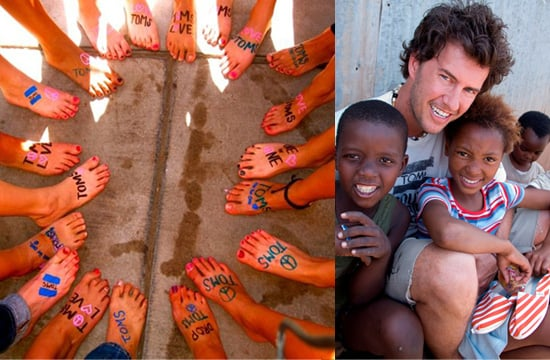 TOMS Shoes Launch Barefoot Day Campaign to Raise Awareness