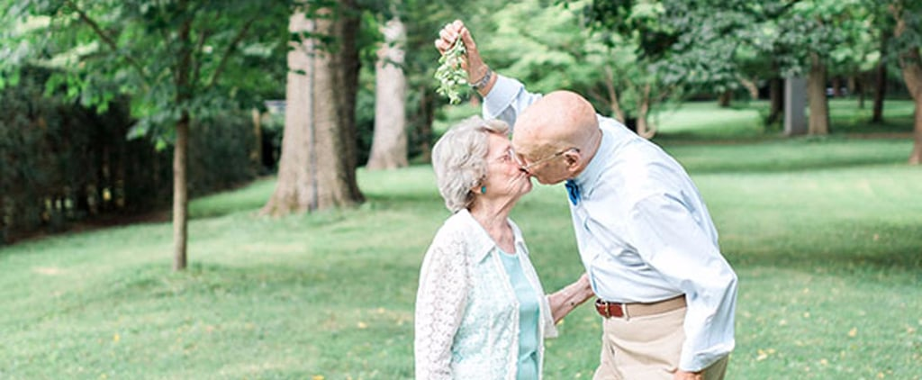 This Adorable Couple's 70th Anniversary Photos Will Make You Believe in Love Again