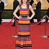 Hailee Steinfeld at the 2011 SAG Awards