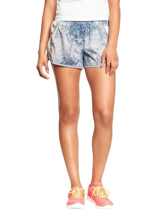 Old Navy Side Mesh Shorts
