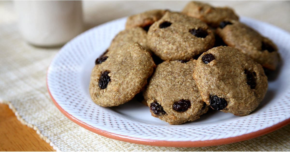 Trying to Cut Back on Flour and Sugar? Make These Insanely Amazing Cookies