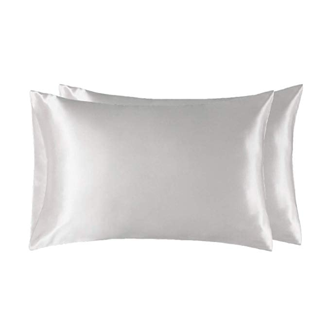 Bedsure Standard Size Satin Pillowcase These Are The