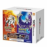 For 8-Year-Olds: Pokemon Sun and Pokemon Moon Dual Pack
