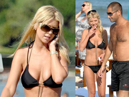 Tiny Tara Takes It Off in St Tropez