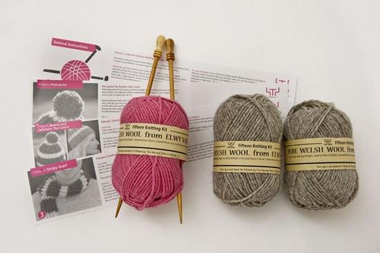 Jamie Oliver Fifteen Knitting Sets