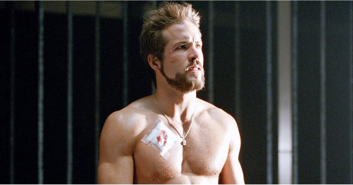 Shirtless Ryan Reynolds Pictures POPSUGAR Celebrity