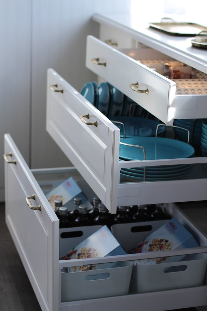 Ikea S New Sektion Cabinet Organizers Help To Squeeze Out