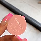 Kylie Jenner's Neon Pink Drip Nail Art