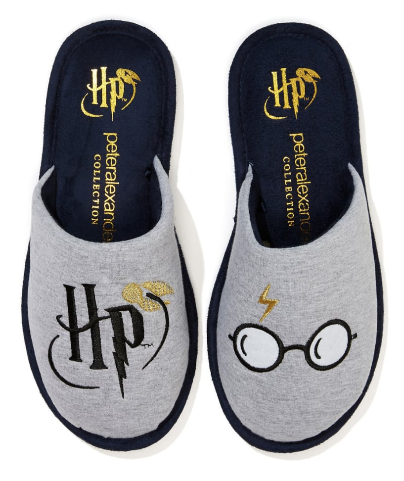 Harry Potter Slippers ($40)