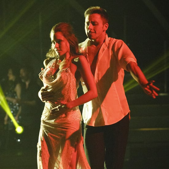 Rhiannon Fish Perfect Score Rumba on Dancing With the Stars