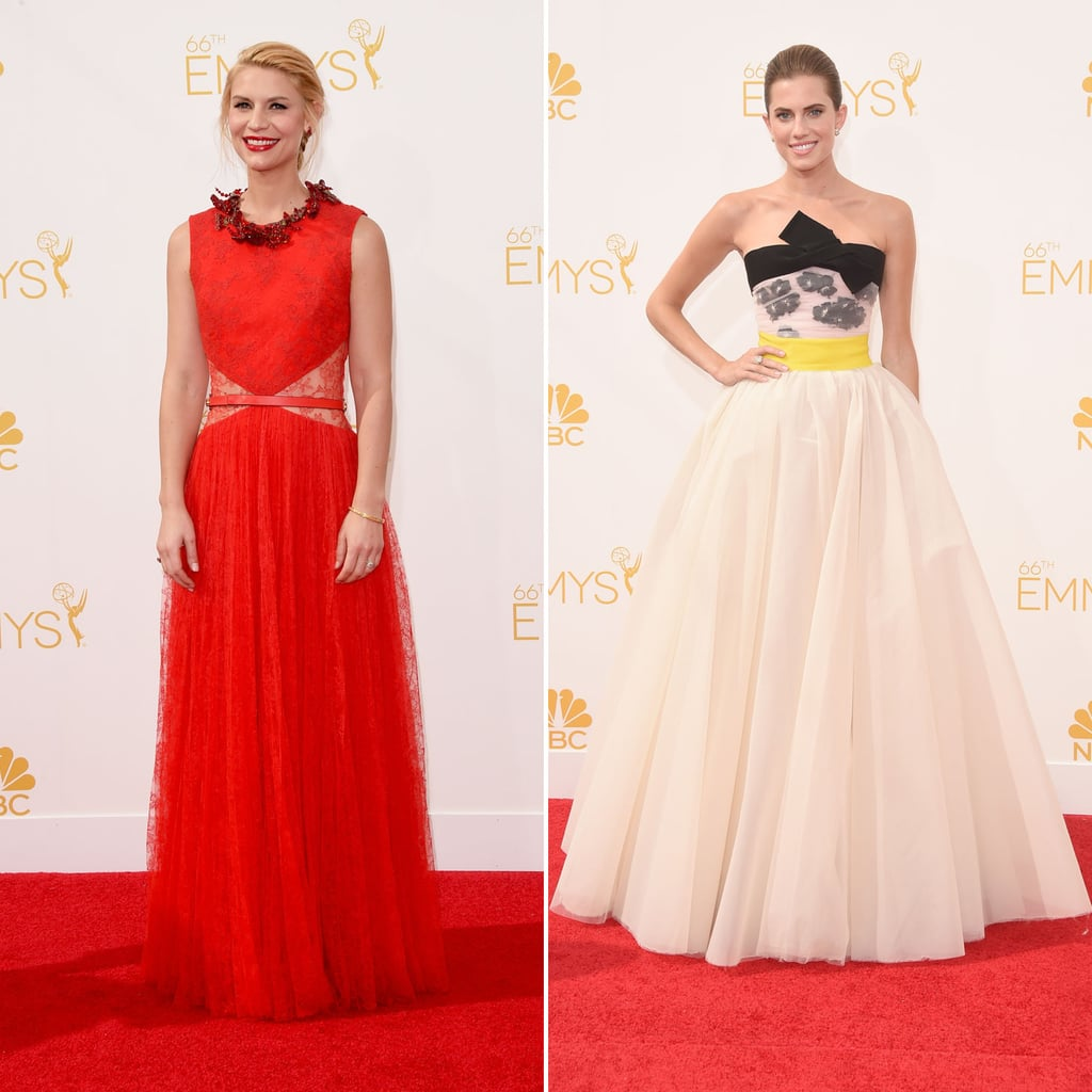 Best fashionable looks from Emmy 2014