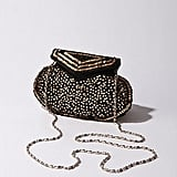 Silence & Noise Small Beaded Purse ($28)
