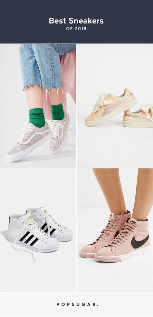 Best Sneakers 2018   POPSUGAR Fashion