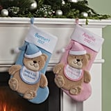 Baby Boy's or Girl's 1st Christmas Personalized Christmas Stocking