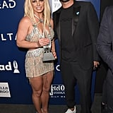 Britney Spears at GLAAD Media Awards 2018 Pictures