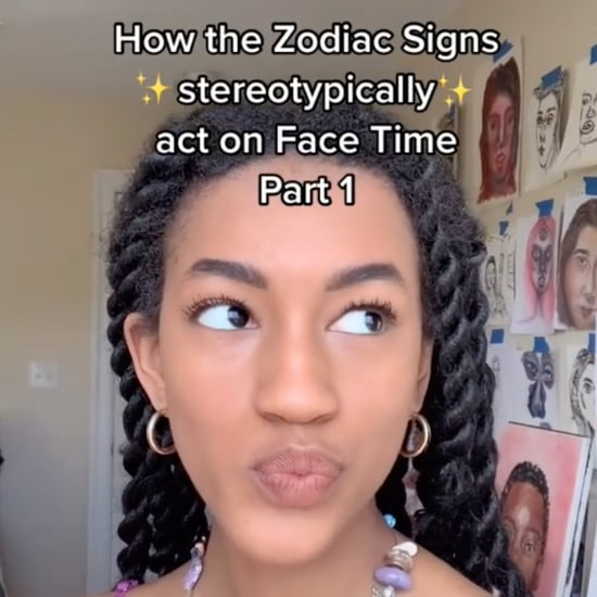 How Different Zodiac Signs Act on FaceTime