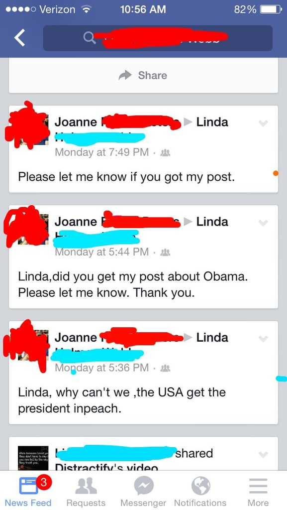 Funny Screenshots Of Old People Using Facebook Incorrectly Popsugar Tech