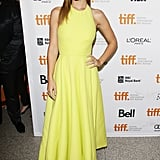 At the Toronto International Film Festival Premiere of Third Person