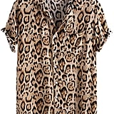 Men's Leopard Print Shirt