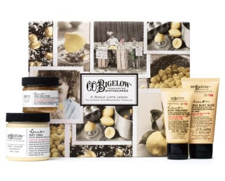 Lovely Lemon Bath and Body Gift Sets
