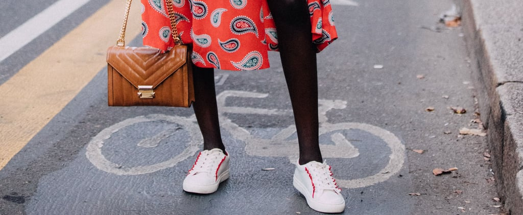 How to Wear a Dress With Sneakers For Summer 2019