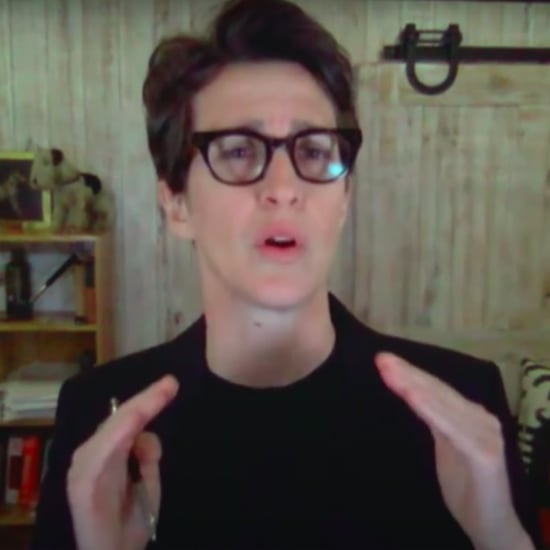 Rachel Maddow Reveals COVID-19 Nearly Killed Her Partner