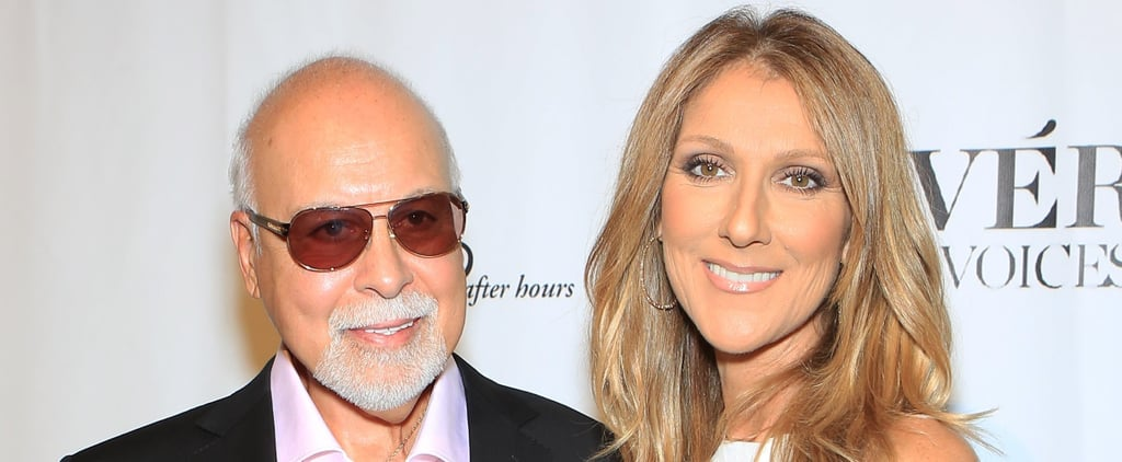 Celine Dion Gives a Touching Tribute to Her Late Husband Before Every Show